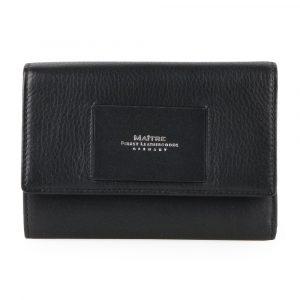 Maître Dámská kožená peněženka Ellern Doris 4060001608 – černá
