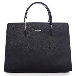 Dámská kabelka do ruky černá – David Jones Miracle černá