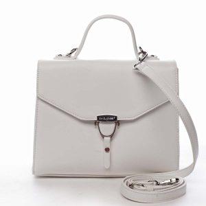 Dámská kabelka do ruky bílá – David Jones California bílá