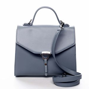 Dámská kabelka do ruky světle modrá – David Jones California modrá