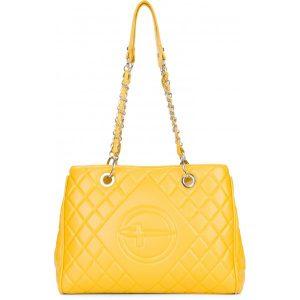 Dámská kabelka Tamaris Aida – žlutá