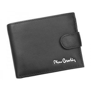 Pánská kožená peněženka Pierre Cardin Paul – černá