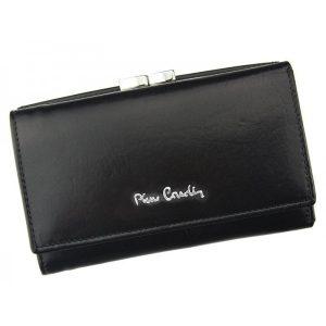 Dámská kožená peněženka Pierre Cardin Maria – černá
