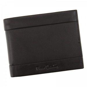 Pánská kožená peněženka Pierre Cardin Bernard – tmavě hnědá