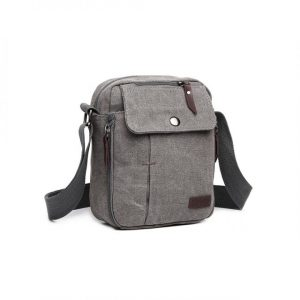 Pánská kabelka Guliene – šedá