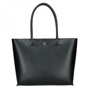 Dámská kabelka Calvin Klein Vielma – černá