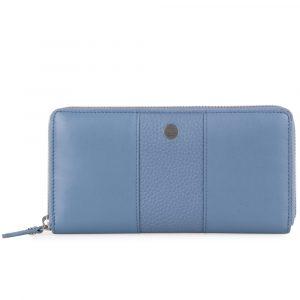 Maître Dámská kožená peněženka Auen Dietrun 4060001603 – světle modrá