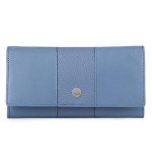 Maître Dámská kožená peněženka Auen Diedburg 4060001601 – světle modrá