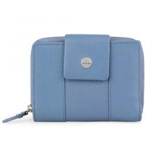 Maître Dámská kožená peněženka Auen Diethilde 4060001602 – světle modrá