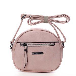 Dámská crossbody kabelka růžová – Romina Eilish růžová