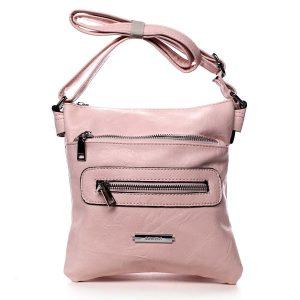 Dámská crossbody kabelka růžová – Romina Chasing růžová