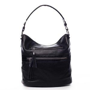 Dámská kabelka přes rameno černá – Romina Becca černá