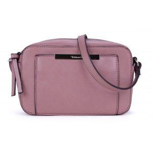 Dámská crossbody kabelka Tamaris Meina – růžová