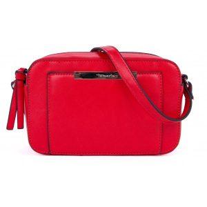 Dámská crossbody kabelka Tamaris Meina – červená