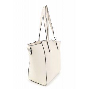 Dámská kabelka Tamaris Riane – krémová