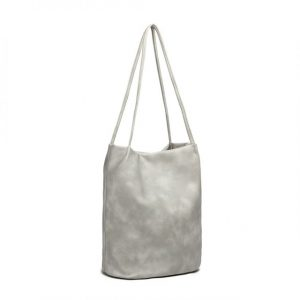 Kabelka Baolin Fenola – šedá šedá