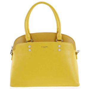 Dámská kabelka žlutá – David Jones Cammi žlutá