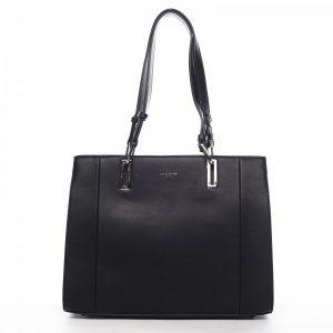 Dámska kabelka David Jones Luren – černá