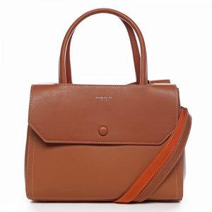 Dámska kabelka David Jones Sophie – oranžová