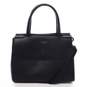 Dámska kabelka David Jones Sophie – černá