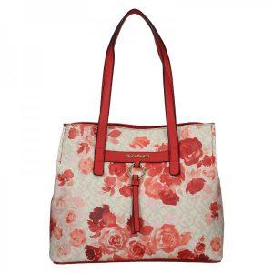 Dámská kabelka Marina Galanti Kalla – červená
