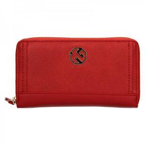 Dámská peněženka Marina Galanti Pertia – červená