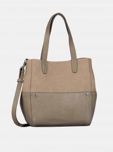 Béžová kabelka Tom Tailor