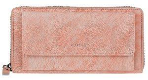 Lagen Dámská kožená peněženka 786-017 Orange