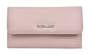 FLORA & CO Dámská peněženka K1218 Rose Pale