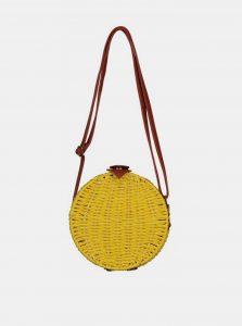 Žlutá crossbody kabelka Haily´s Katharina