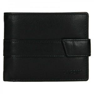 Pánská kožená peněženka Lagen Marian – černá
