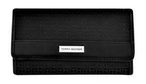 Tommy Hilfiger Dámská peněženka Th černá