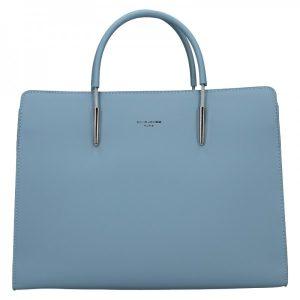 Dámská kabelka David Jones Milla – modrá