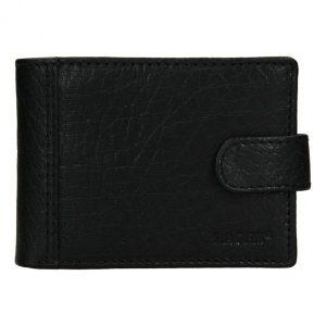 Pánská kožená peněženka Lagen Prean – černá