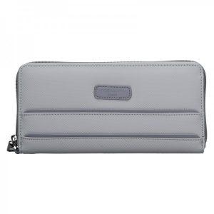 Dámská peněženka Hexagona Marnela – šedá