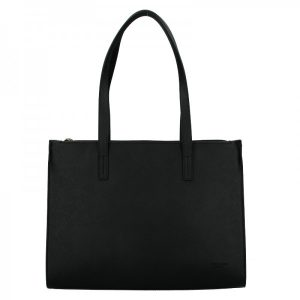 Dámská kabelka Hexagona Danuta – černá
