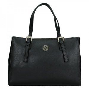 Dámská kožená kabelka Marina Galanti Giulia – černá