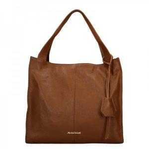 Dámská kožená kabelka Marina Galanti Apolene – hnědá