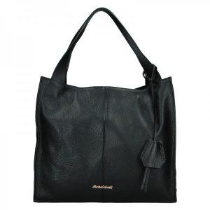 Dámská kožená kabelka Marina Galanti Apolene – černá