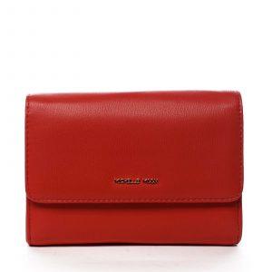 Dámské psaníčko červené – Michelle Moon F660 červená