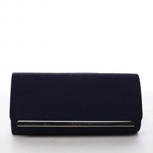 Dámské psaníčko tmavě modré – Michelle Moon D888 tmavě modrá