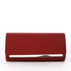 Dámské psaníčko červené – Michelle Moon D888 červená