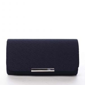 Dámské psaníčko tmavě modré – Michelle Moon D616 tmavě modrá