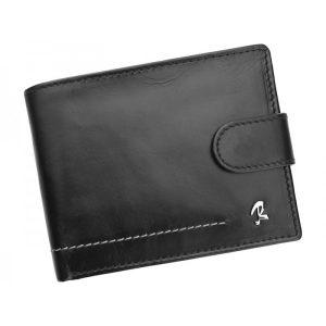 Pánská kožená peněženka Rovicky Robert – černá