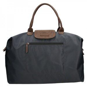 Dámská cestovní taška Enrico Benetti Matelde – šedá
