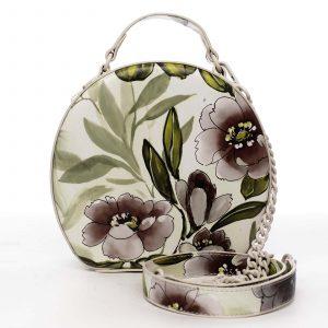 Dámská kabelka béžová – DIANA & CO Liliána béžová