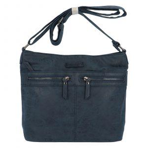 Dámská crossbody kabelka tmavě modrá – Enrico Benetii Nymea tmavě modrá