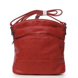 Dámská crossbody kabelka červená – Romina Eufanity červená
