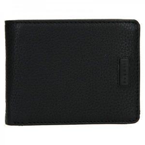 Pánská kožená peněženka Bugatti Alben – černá
