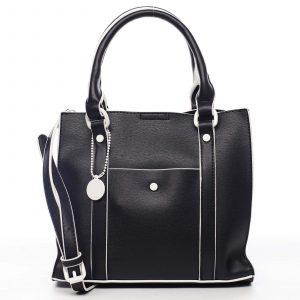 Dámská kabelka černá – DIANA & CO Cerendia černá